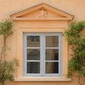 Ancient window Royalty Free Stock Photos
