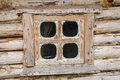Ancient window Royalty Free Stock Photography