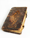 Ancient worn book Royalty Free Stock Photo