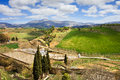 Andalusia Countryside Landscape Royalty Free Stock Photography