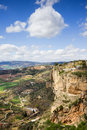 Andalusia Landscape in Spain Royalty Free Stock Photography
