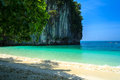 Andaman sea hong island krabi thailand Stock Photos