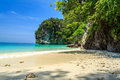 Andaman sea hong island krabi thailand Royalty Free Stock Images