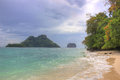 Andaman Sea, Poda Island, Thailand, Asia Stock Photography