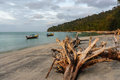 Andaman Sea in Thailand Stock Photo