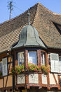 Andlau (Alsace) - House Stock Photography
