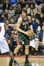 Andrew Bogut of the Milwaukee Bucks Royalty Free Stock Photo