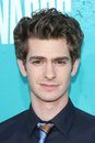 Andrew Garfield at the 2012 MTV Movie Awards Arrivals, Gibson Amphitheater, Universal City, CA 06-03-12 Royalty Free Stock Photo