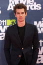 Andrew Garfield Obrazy Royalty Free