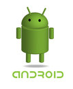 Android bot Stock Photo