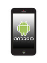 Android Market Stock Images
