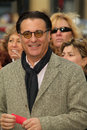 Andy garcia at robert duvall s hand and footprint ceremony to celebrate his years of excellence in film chinese theater hollywood Stock Photography