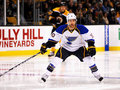 Andy McDonald St. Louis Blues Royalty Free Stock Photo