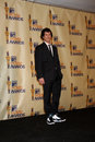 Andy samberg in the press room of the mtv movie awards in universal city ca on may Royalty Free Stock Photo