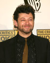 Andy serkis critics choice awards santa monica civic center santa monica ca january Royalty Free Stock Images