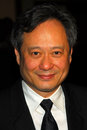 Ang lee arriving at the th annual directors guild of america awards hyatt regency century plaza hotel and spa century city ca Stock Images