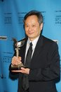 Ang lee in the press room at the st independent spirit awards santa monica beach santa monica ca Royalty Free Stock Photography