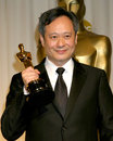Ang lee th academy award press room kodak theater hollywood ca march Stock Photos