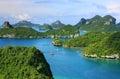 Ang thong national park thailand marine Stock Photography