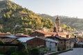 Angangueo, Michoacan Royalty Free Stock Photo