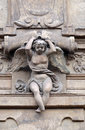 stock image of  Angel, Church of SS. Salvatore. Bologna