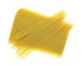 Angel hair pasta top Arkivbild