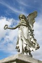 Angel in Ireland Royalty Free Stock Image