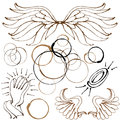 Angel Object Set