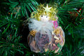 Angel ornament. Stock Photography