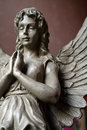 Angel Statue 1 Stock Photo