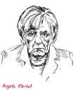 Angela Dorothea Merkel Chancellor of Germany, Leader of the Christian Democratic Union CDU