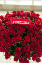 Angelina Red Rose Bouquet