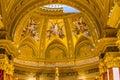 Angels Mosaics Saint Stephens Cathedral Budapest Hungary Royalty Free Stock Photo