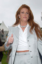 Angie everhart may actress at the cannes film festival to promote her new movie gunblast vodka paul smith featureflash Royalty Free Stock Photography
