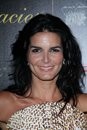Angie Harmon at the 2012 Gracie Awards Gala, Beverly Hilton Hotel, Beverly Hills, CA 05-22-12 Stock Photography