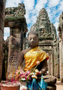Angkor Buddha Stock Photos