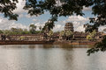 Angkor temple Royalty Free Stock Photos