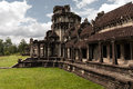 Angkor temple (Cambodia) Stock Photos