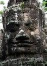 Angkor Thom - Cambodia Stock Photography