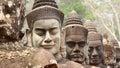 Angkor Thom, Cambodia Royalty Free Stock Photo
