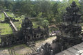 Angkor thom siem reap cambodia baphuon Royalty Free Stock Photos