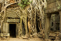 Angkor Wat Royalty Free Stock Images