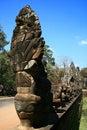 Angkor wat-Cambodia Royalty Free Stock Image
