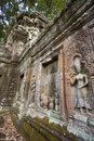 Angkor Wat - Cambodia Royalty Free Stock Photography