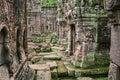 Angkor wat cambodia temple ruin in Stock Image