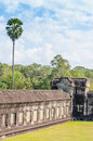 Angkor Wat complex Stock Photo