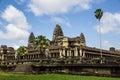 Angkor wat seam reap cambodia Royalty Free Stock Photo