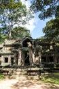 Angkor wat seam reap cambodia Stock Photo