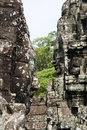 Angkor wat taken by sony nex Royalty Free Stock Photography