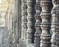 Angkor Wat Temple Windows  Cam...